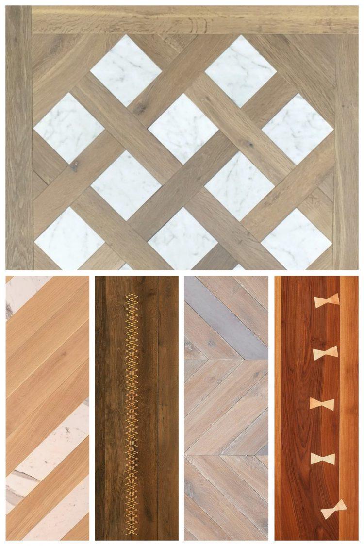 comment choisir parquet incrustation marbre blog deco clem