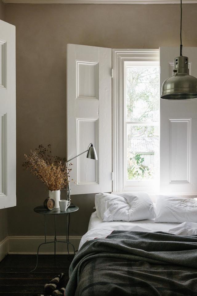 mini maison champêtre decoration interieure style hygge chambre