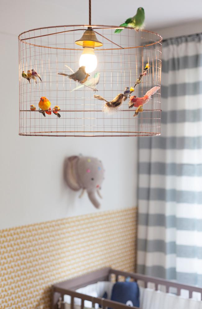 Lampe volière / oiseaux en cage : ou la trouver + DIY