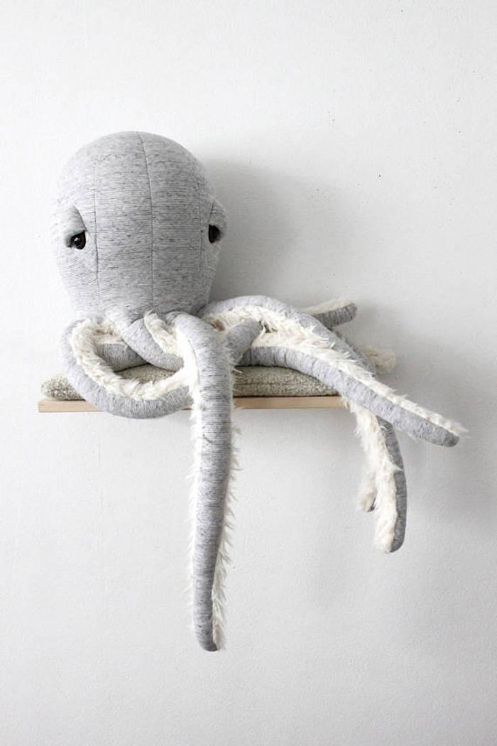maisonobjet paris 2018 pieuvre gris tendances deco big stuffed
