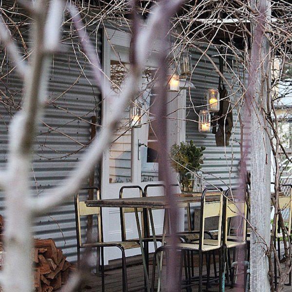 mini maison champêtre visite deco scandinave vintage