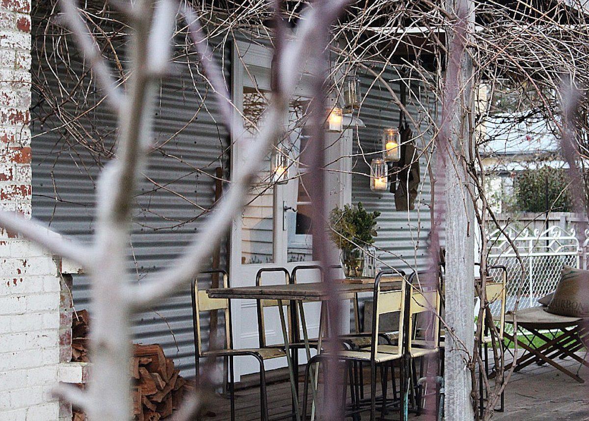 mini maison champêtre en australie - visite blog déco