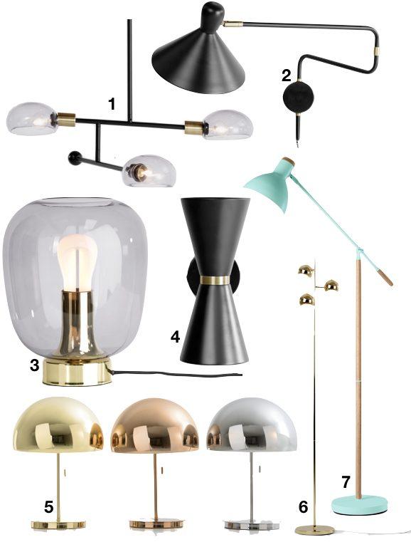 soldes chez made luminaire lampe design