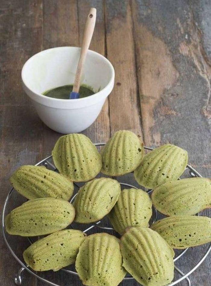 comment faire des madeleines au thé - blog déco - clem around the corner
