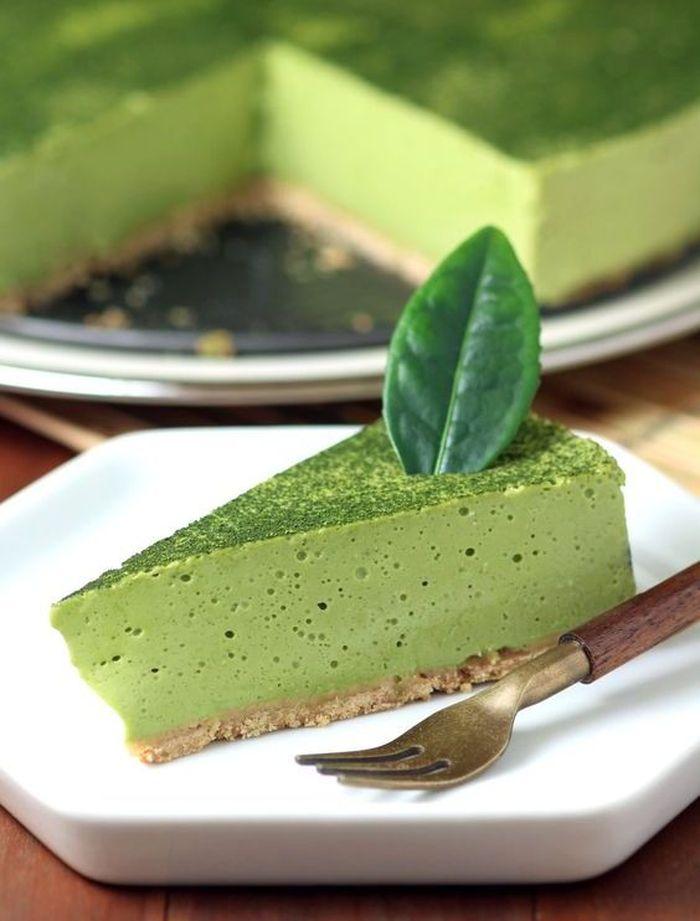 recette the matcha cheesecake preparation the matcha