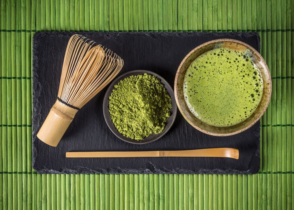 matcha comment preparer le the matcha preparation the vert ustensiles