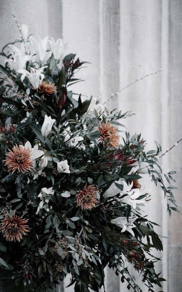 conseils faire secher un bouquet de fleurs