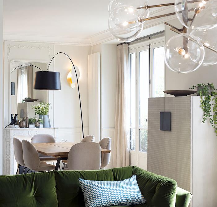 blog deco clemaroundethecorner salon salle a manger paris appartement vincennes