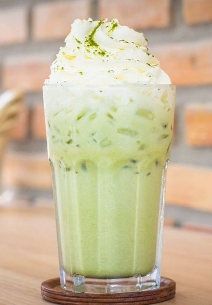 recette the matcha milkshake preparation the matcha