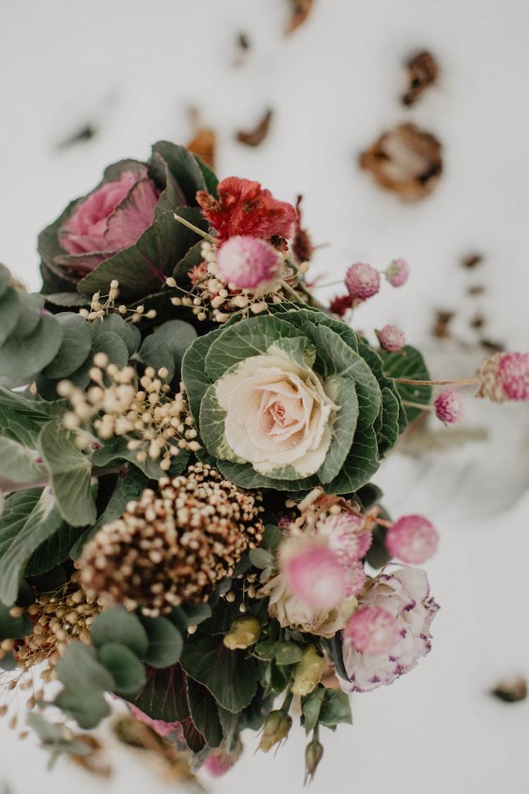 tuto tutoriel faire secher un bouquet de fleurs