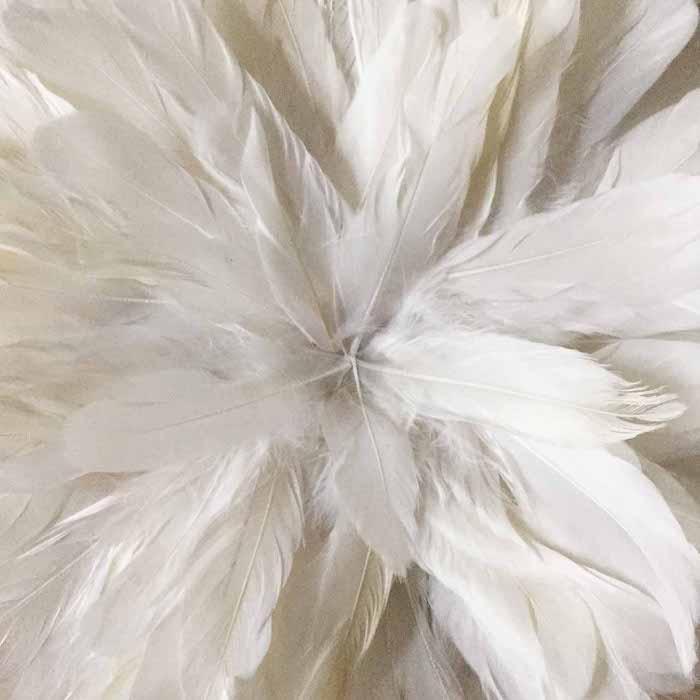 juju hat diy coiffe plumes deco boheme plumes entieres