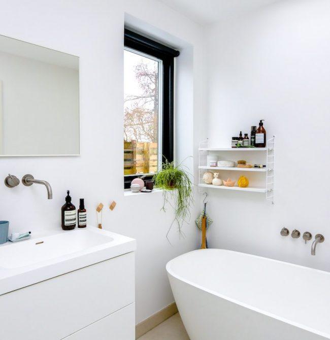 atelier leroy merlin 12 jours 1 maison salle de bain minimaliste