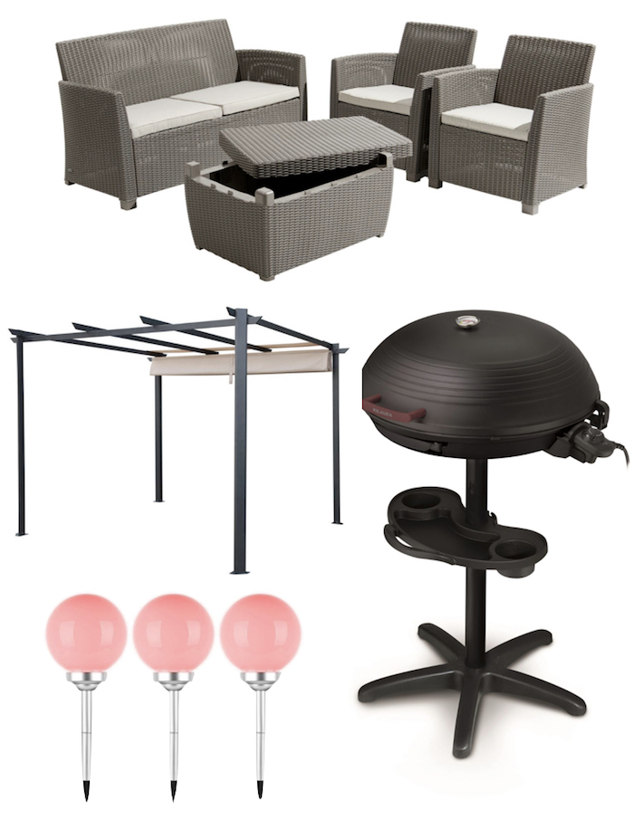 terrasse et jardin transat amis chaise barbecue tonelle idee blog deco design