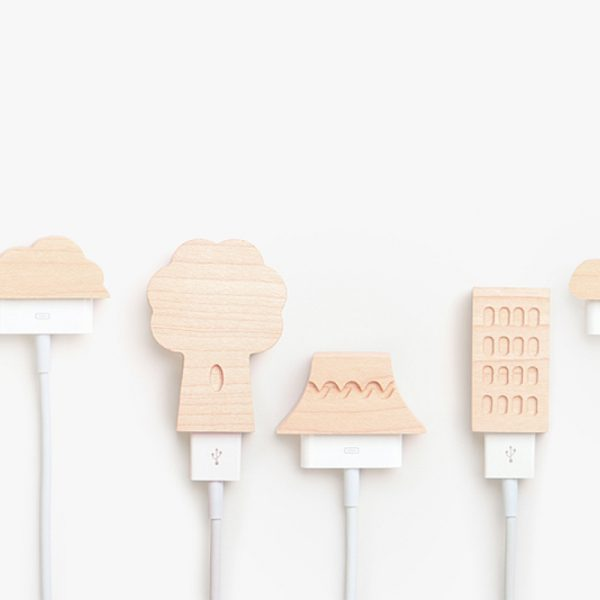 pana objects cache cable bois maison scandinave