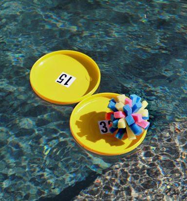 balle eponge diy jeu de piscine party pool ete exterieur