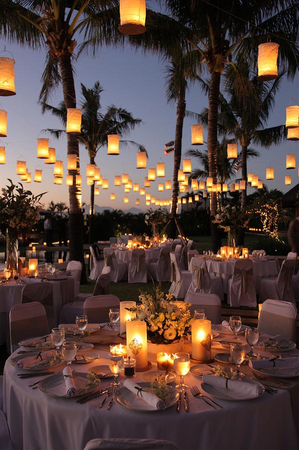 lampions raiponce mariage lampes guirlande deco ceremonie laique