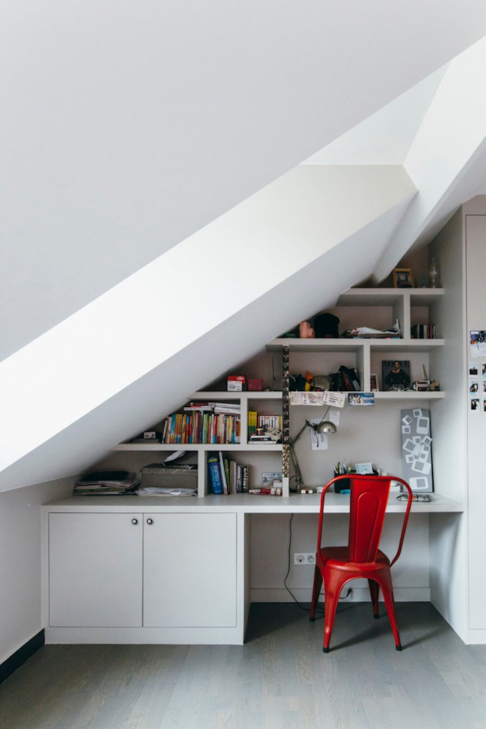 mydaylight de velux combles bureau amenagement blog deco design geek