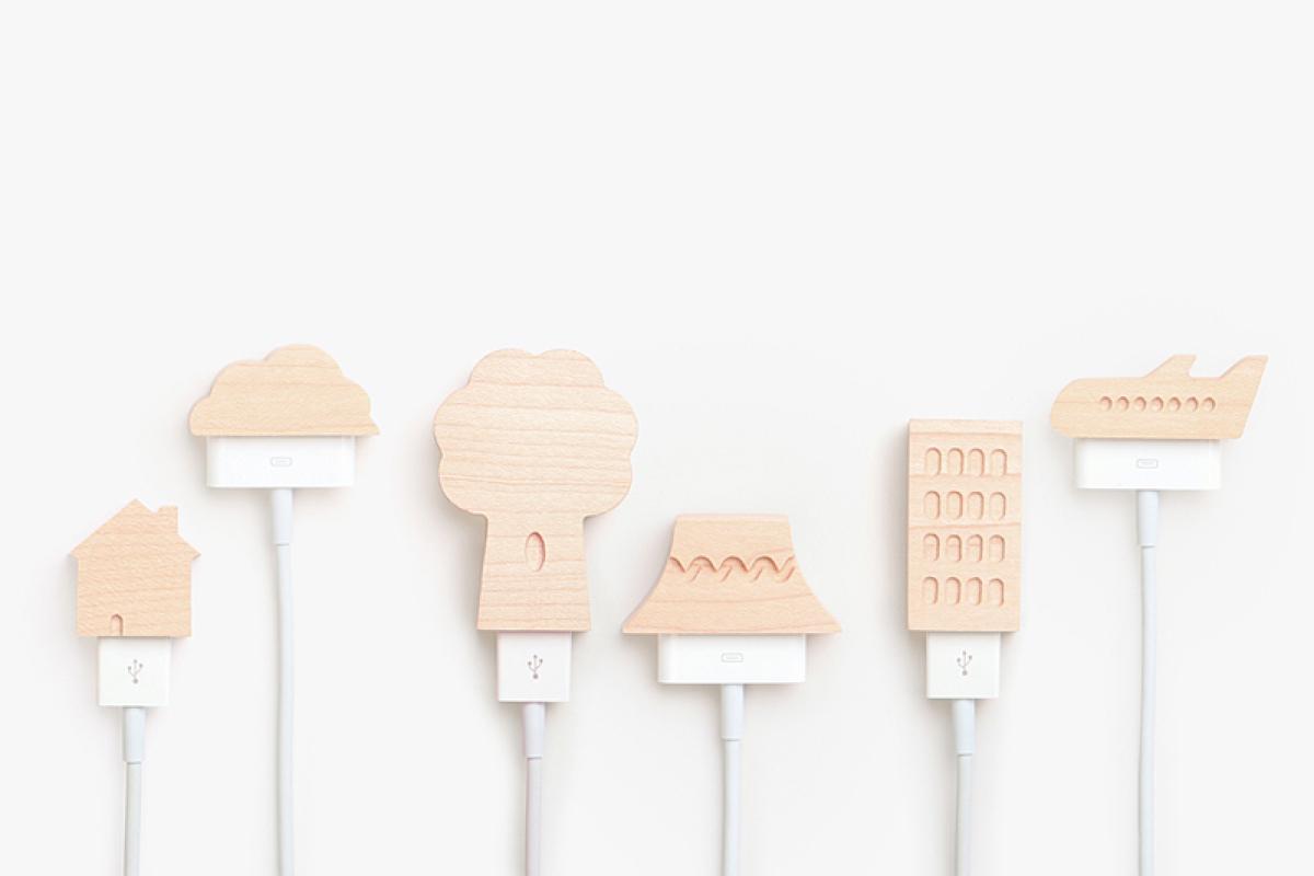 pana objects cache cable bois maison scandinave