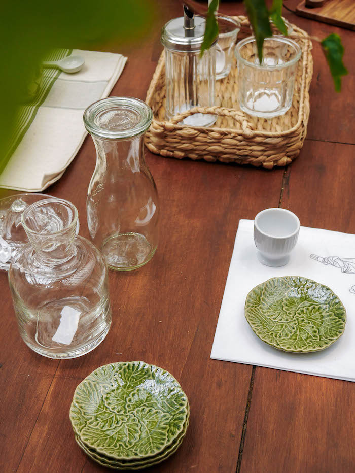 monoprix déco 2018 2019 blog déco clemaroundthecorner glamping outdoor plantes table maison