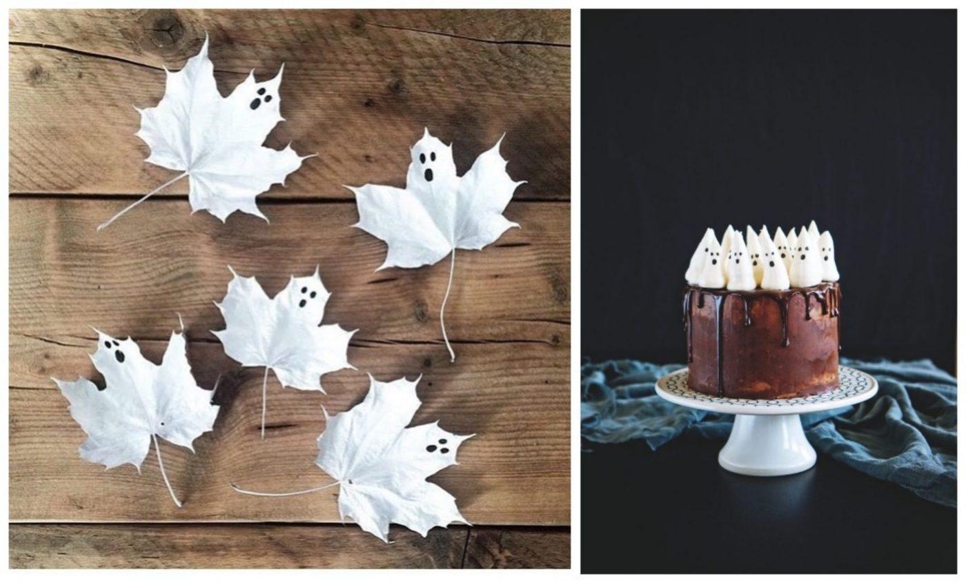 diy halloween theme fantome facile pour enfant blog création décoration clemaroundthecorner
