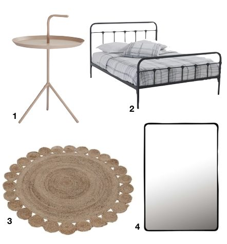 chambre style scandinave chic blog déco clem around the corner