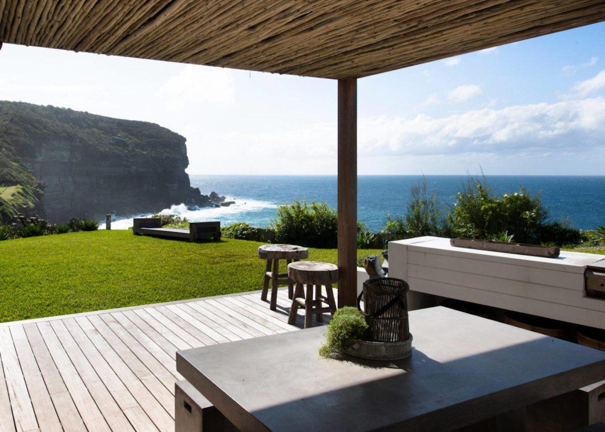 beach house terrase vue sur mer blog deco clem around the corner