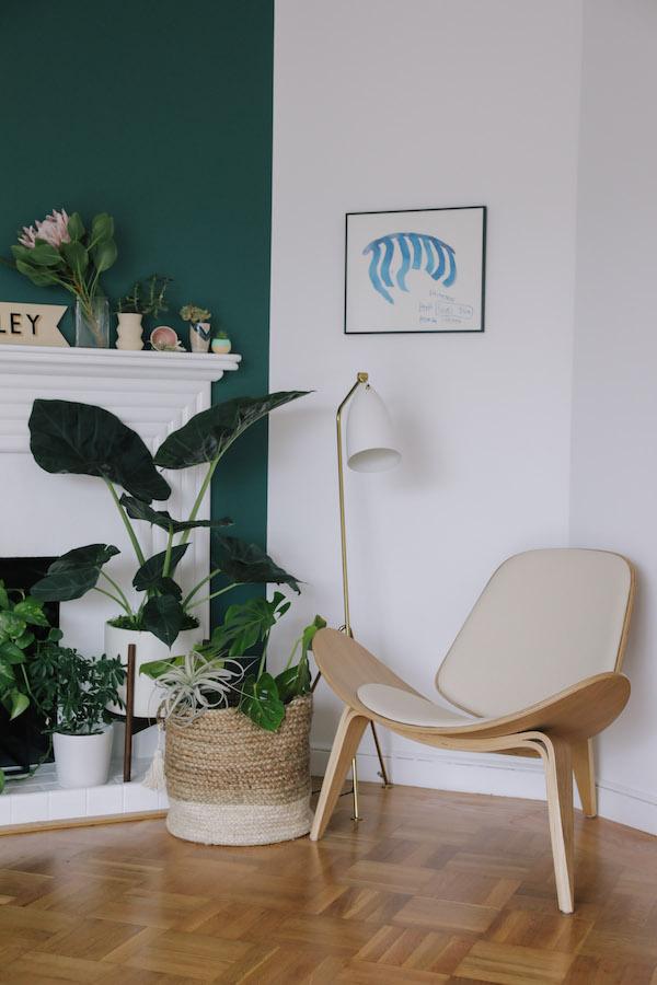 chaise design bois ch07 sunset à san francisco blog déco clemaroundthecorner