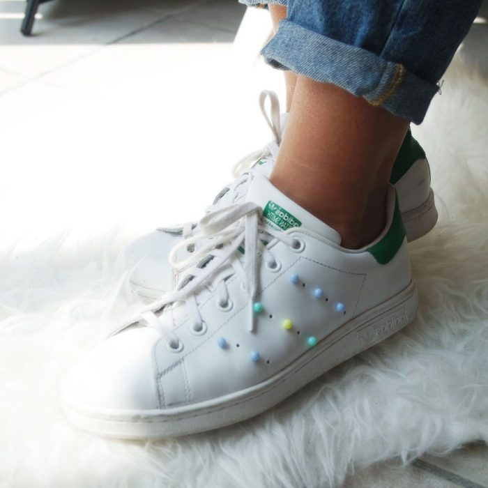 comment customiser ses chaussures nike stan smith