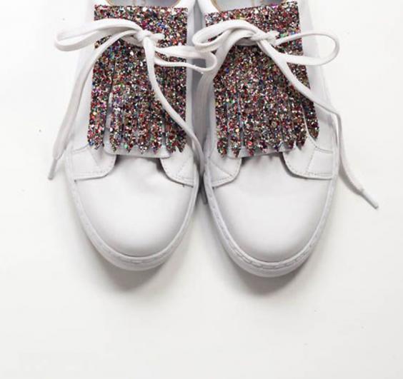 comment personnaliser ses chaussures lacets diy hack