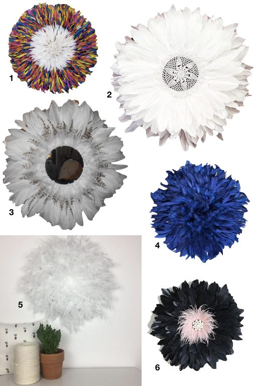 juju hat diy acheter plume blog deco clem around the corner