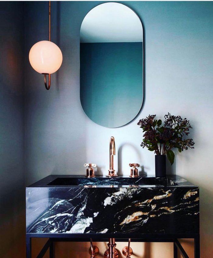 Je veux : une salle de bain art déco ! - Déco - Clem Around The Corner