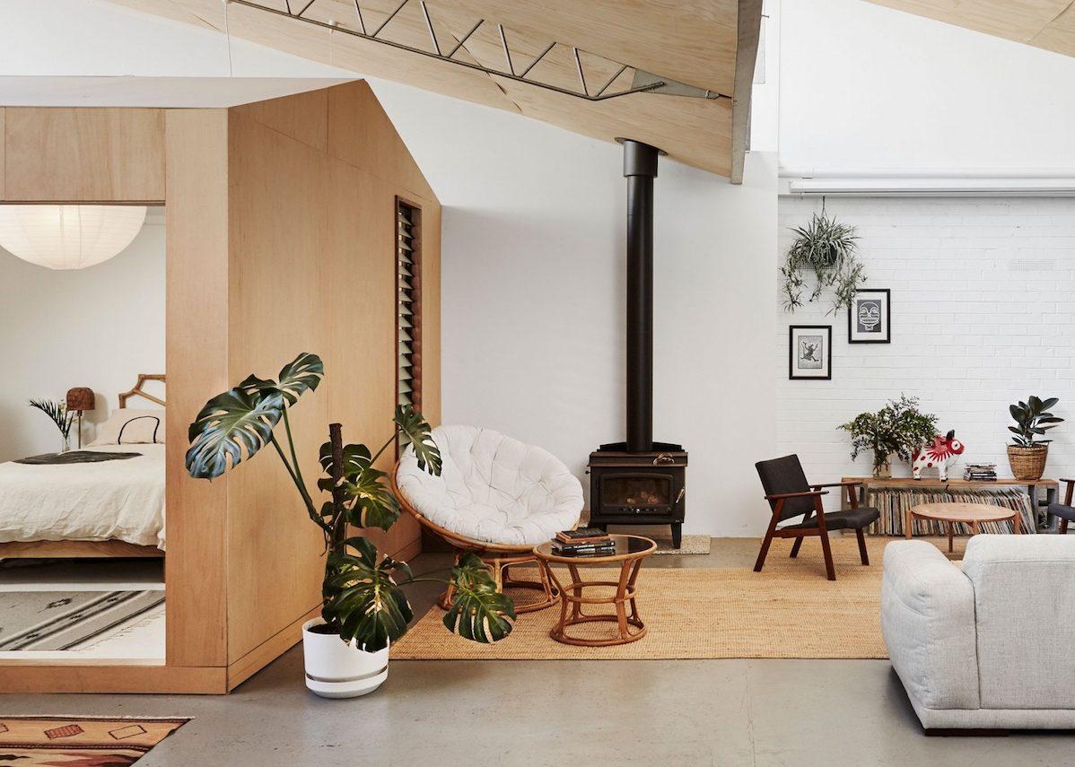 décoration maison dans un loft entrepôt design blog déco clemaroundthecorner