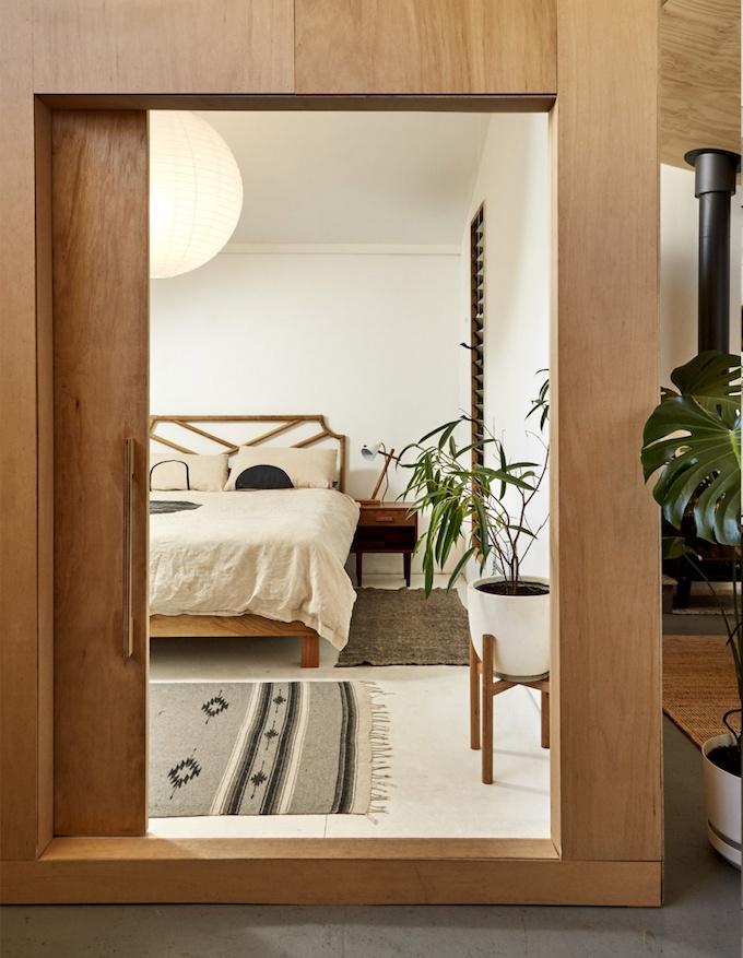 decoration maison dans un loft chambre adulte cabane blog deco clemaroundthecorner