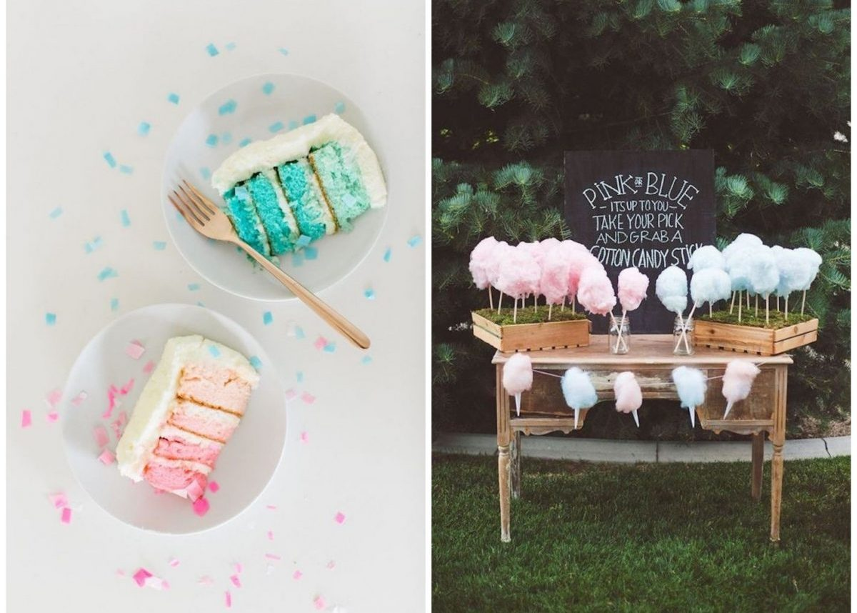 gender party reveal idee fete garcon fille bebe surprise blog deco clemaroundthecorner