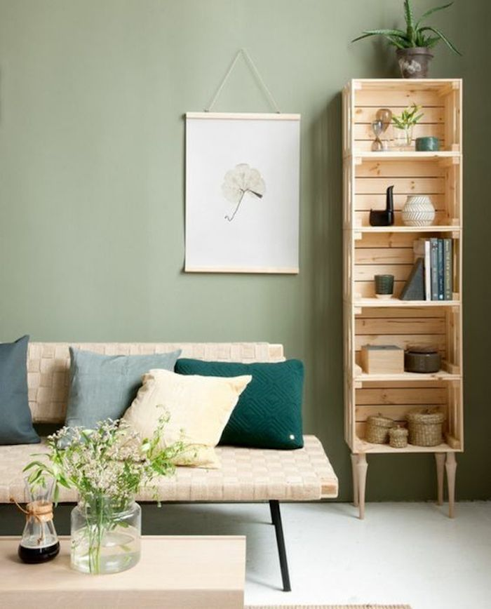 nuance de vert blog d co clemaroundthecorner. Black Bedroom Furniture Sets. Home Design Ideas