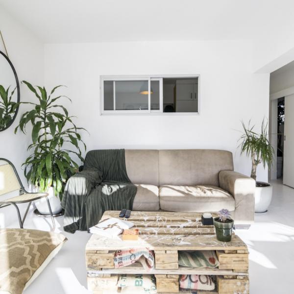 avis airbnb appartement location cape town afrique du sud salon