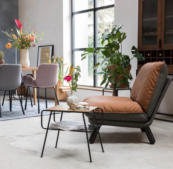 zuiver dutchbone ou acheter en france fauteuil simili cuir lecture blog deco clemaroundthecorner