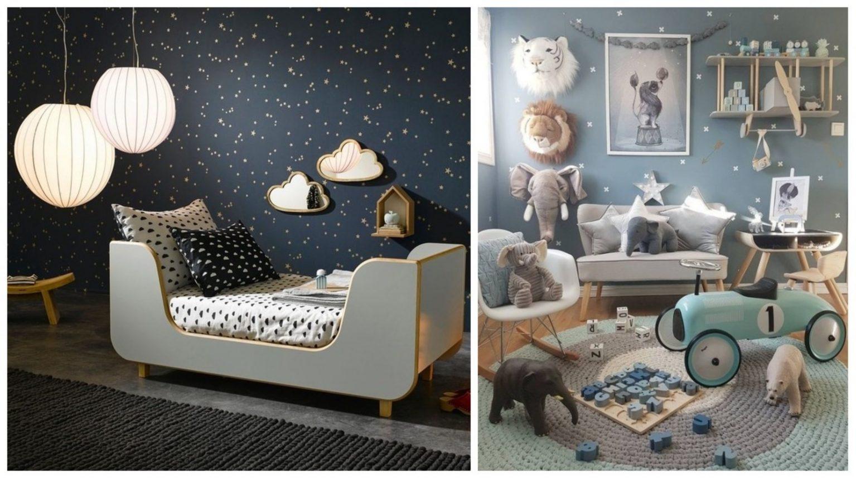 Chambre bébé thème étoile : 17 bonnes idées - Blog Clem Around The