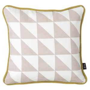 Coussin Little geometry coton bio Ferm Living.001