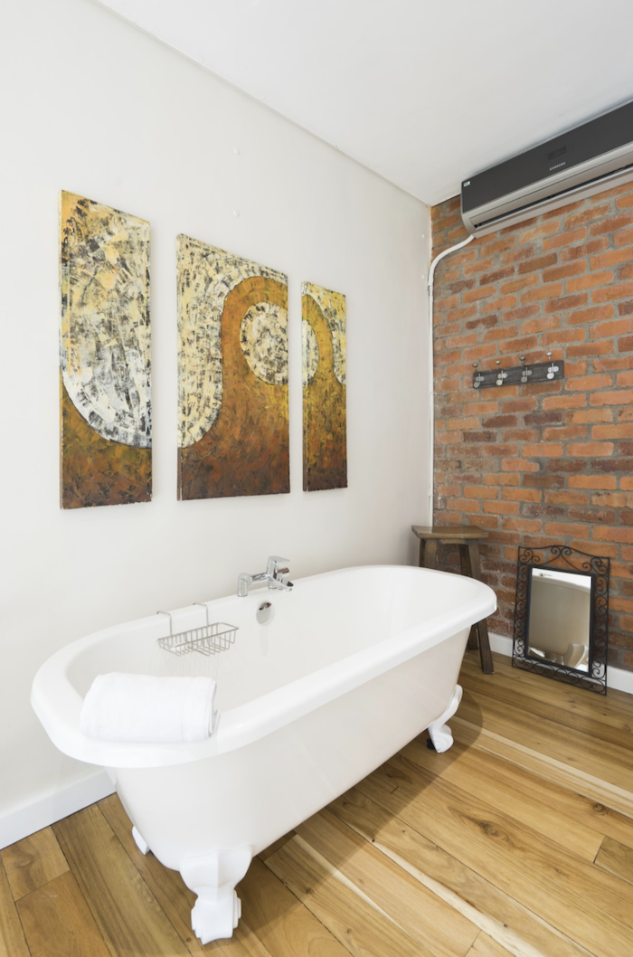 cape town avis airbnb location salle de bain