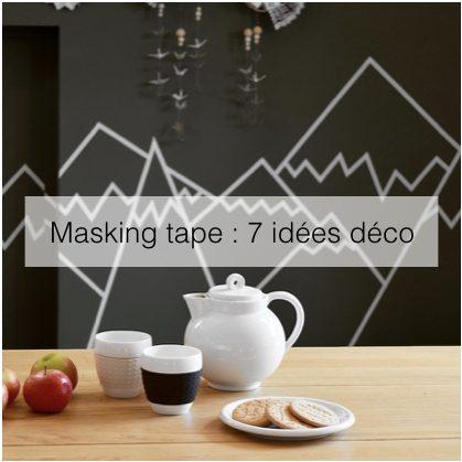 idée déco masking tape blog diy france clemaroundthecorner.001