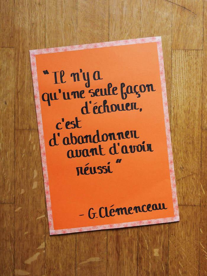 motivational quotes citation cadre diy masking tape