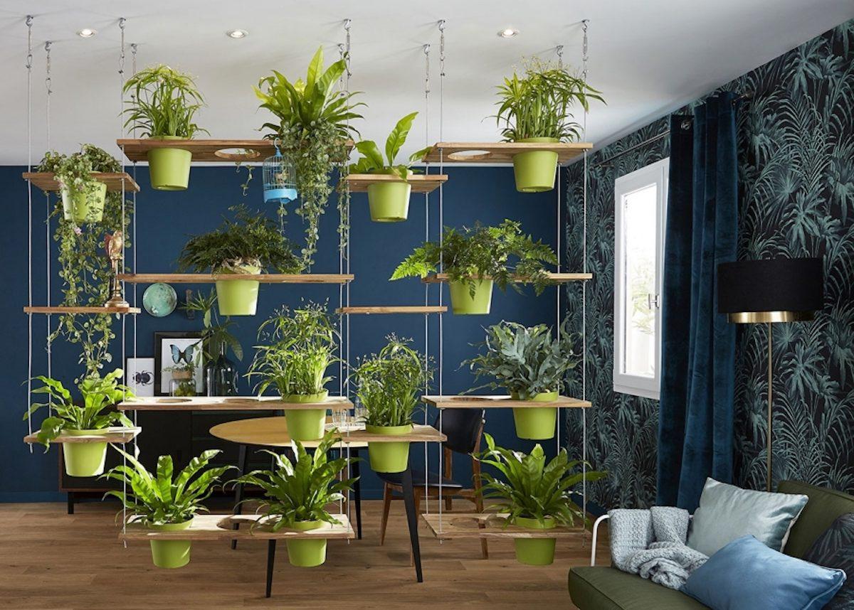 Plantes Pour Tableau Végétal Intérieur meuble végétal - mobilier design et idées diy - clem around