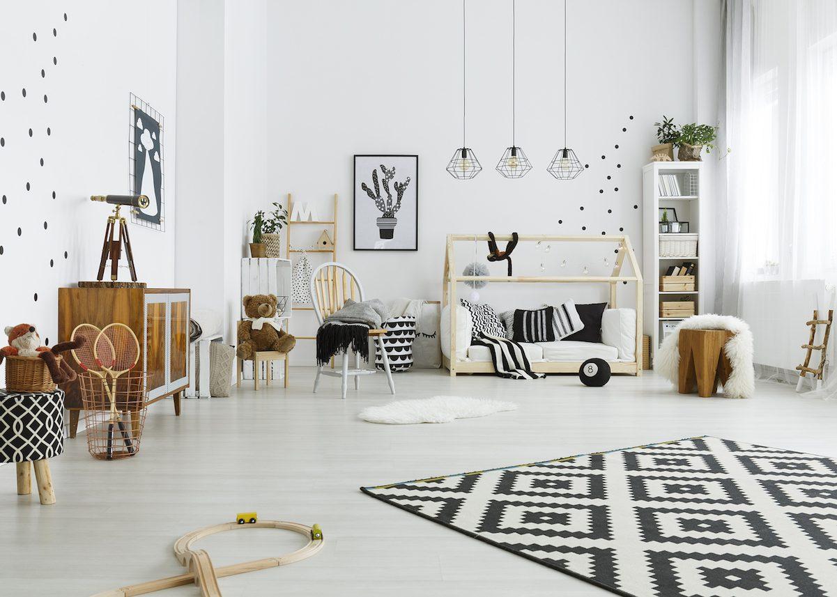Chambre Lit Cabane Fille aménagement chambre montessori : ce qu'il faut savoir - clematc