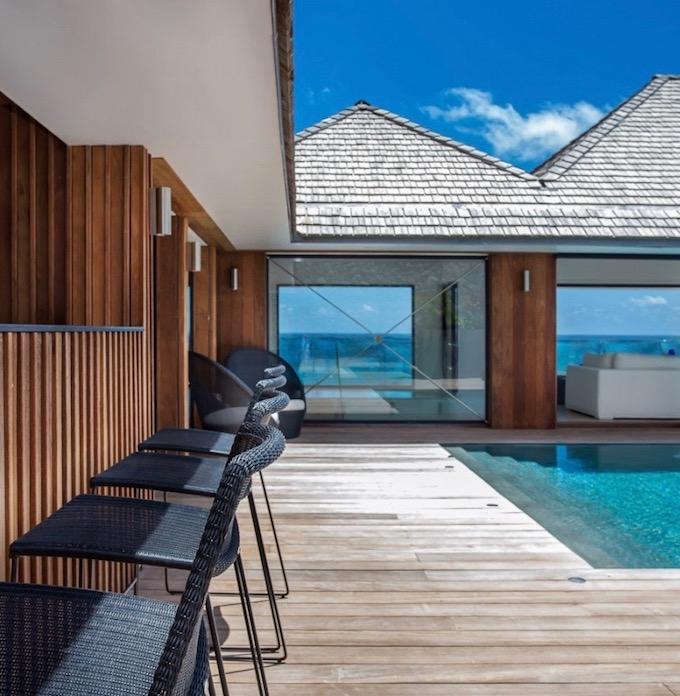 bar piscine coin de paradis aux antilles blog deco clemaroundthecorner