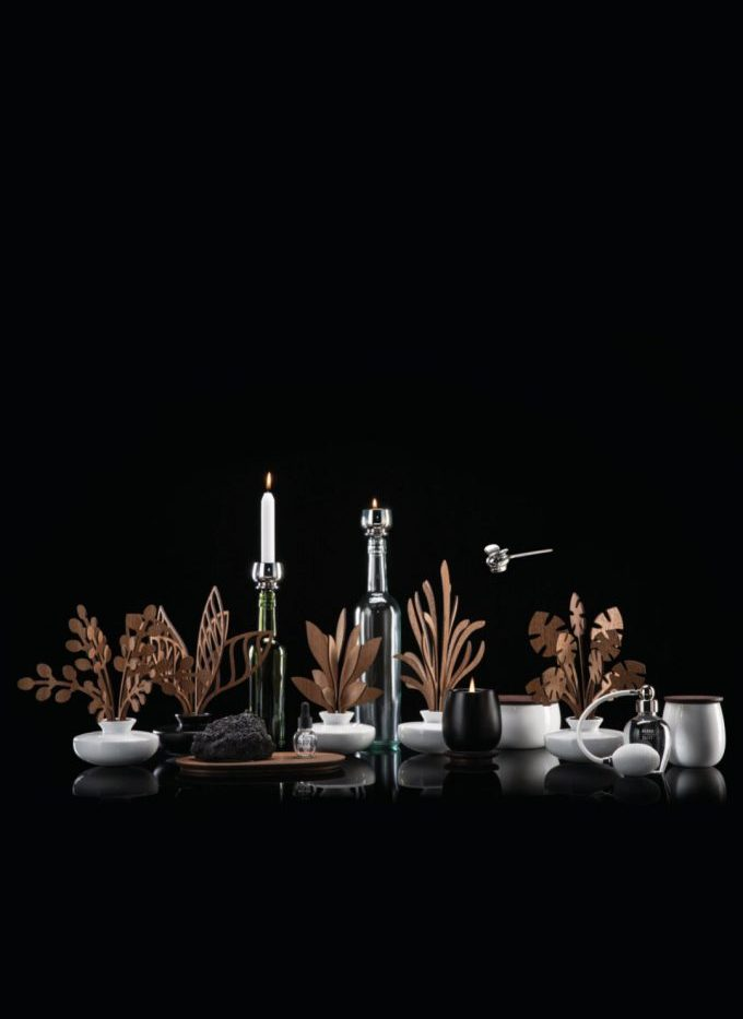 bougies alessi candle marcel wanders table monstera blog déco clem around the corner.001
