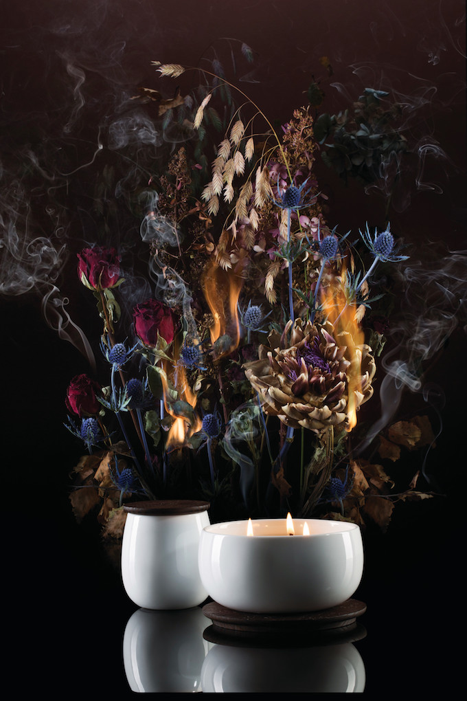bougies alessi candles the five seasons grrr blog design clemaroundthecorner