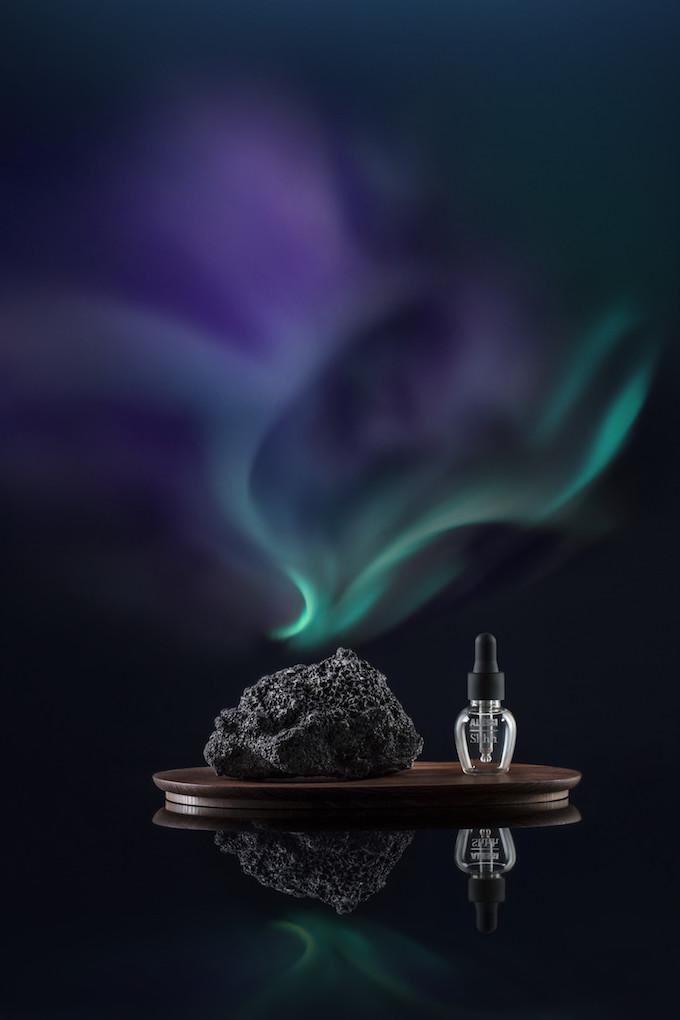 bougies Alessi roche volcan aurore boréale blog design clem around the corner