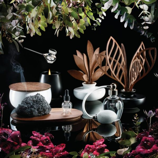 bougies Alessi x Marcel Wanders the five seasons blog deco design clem around the corner