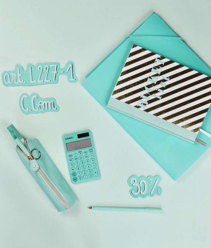 cv coloré original comptable finance école de commerce mint - Blog déco - Clem around the corner